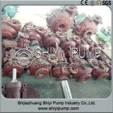 10/8ah鉱山のゴムによって並べられる高圧スラリーポンプ