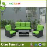 Sofa extérieur 2016 de vente de la H-Chine de meubles en osier ronds chauds de jardin