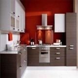 Französische Art-weiße Eichen-Holz-Küche-Möbel