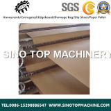Paper plano Board Laminating Line con Different Size