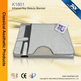 2つの独立した暖房のゾーンの遠い赤外線防寒用の毛布(K1801)
