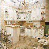 Vente blanche de Caninet de cuisine de type européen