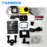 Car、Bicycle防水Diving1080p Sj4000のためのスポーツAction Camera Helmet Cam