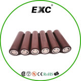 Heißestes OEM18650 Battery, 3000mAh Lithium Ion Battery, 20A High Drain Battery Lgdbhg21865