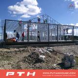 Prefabricated 가벼운 강철 별장 집