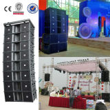 Cvr PRO Audio Dual Professional Line array sistema de altavoces Gabinete + Sound