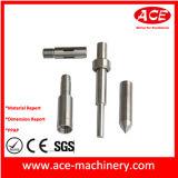 Peça de trituração do CNC do alumínio da ferragem