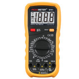 DC 의 AC 전압, 현재, 저항, 용량을%s 가진 Peakmeter My61 멀티미터
