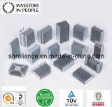Alliage en aluminium/d'aluminium a expulsé des radiateurs d'industrie
