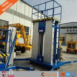 Hydraulischer Aluminiumaufzug-bewegliche elektrische Arbeitsbühne