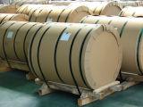 La qualité de 3000 séries a enduit la bobine en aluminium de toiture