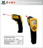 Het infrarode Kanon van de Temperatuur van de Thermometer met het Gezicht van de Laser (- 50-530C)