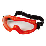 Pvc Frame van Goggles van de veiligheid en PC Lens (GW020)