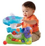 子供のための新しい項目DIY情報処理機能をもったブロックのおもちゃ