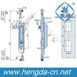 Fechamento elétrico de Rod do punho do gabinete da liga do zinco (YH9528)