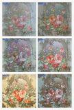 Papier peint profondément de relief de vinyle de mode d'Uhome--Décor de mur