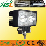 クリー語Rectangle 20W LED Tractor Work Light LED Truck Lamp Waterproof