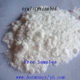 Tablettes normales Turinabol oral de stéroïdes de cycle de découpage de l'acétate 4-Chlorotestosterone