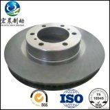 VW ISO9001를 위한 배출된 Discs Brakes Rotor Fit