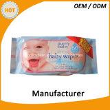 80PCSはおむつ発疹の赤ん坊のワイプを避ける