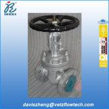 2-300 aço de carbono API/PED/Ce/ISO da válvula de porta de Osy