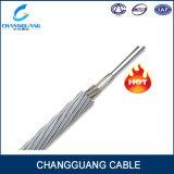 Kabel van Opgw met de Vastgelopen Buis van Clab van het Aluminium van de Buis van het Roestvrij staal liep 2 Lagen vast