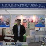 Papel de filtro de aire del precio de fábrica de la Limpio-Conexión H11