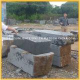 De vulkanische Steen van /Lava van de Steen, de Natuurlijke Tegels van het Basalt van het Gat van de Lava Grijze