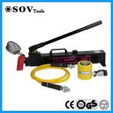 100ton Sov martinetto idraulico sottile a semplice effetto (SOV-RCS)