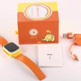아이 안전한 반대로 분실된 모니터 아기 선물 Q60를 위한 지능적인 아기 시계 Q60 손목 시계 Sos 외침 위치 측정기 로케이터 장치 추적자