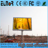 Quadro de avisos ao ar livre do vídeo do diodo emissor de luz da cor cheia P20 do consumo das baixas energias