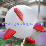 Gute Qualitätsheiße aufblasbare bekanntmachende schalldichte Zelle/aufblasbarer Luft-Ballon für Advertisng