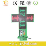 Diodo emissor de luz Cross Sign de WiFi Pharmacy para Outdoor em Sale! ! !