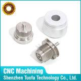 Sostenedor de aluminio trabajado a máquina CNC disponible de la aduana LED del pequeño volumen de la precisión