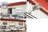 Dali Dimmable LED 운전사를 가진 80 와트 LED 가로등 보장 5 년