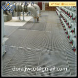 Professionele Grating Grating van het Platform van de Behandeling van het Water van het Afval van de Fabrikant