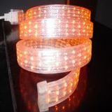 5 alambres de luz plana LED de cuerda