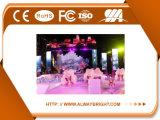 Aluminium P3.91, das Miet-LED Bildschirm des farbenreichen Innenstadiums-druckgießt