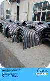De Rioolbuis van het staal