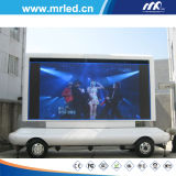 Diodo emissor de luz Display de P16mm Full Color Advertizing Outdoor Mobile para Sale
