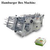Máquina acanalada automática de la fabricación de cajas de la alta calidad fácil de la operación (QH-9905)