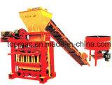 Bloco manual e Brick tornando máquinas Qtj4-40