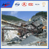 Transportador de cinturão de fábrica de cimento de cimento padrão Fabricante