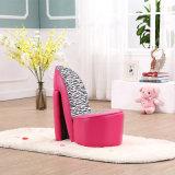 Spezieller Entwurfs-Wohnzimmer-Möbel-Absatz-Schuh-Form-Stuhl