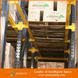 Rack에 있는 선택적인 Adjustable Warehouse Steel Drive