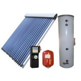 Split Solarwarmwasserbereiter