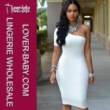 Heißes Mädchen-reizvolles Klumpen-Kleid (L27953-2)