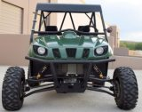 200cc Gy6 Utility ATV Four Wheels One Seat avec Reverse 4&times ; 4 ATV de service