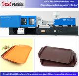 Kundenspezifische Plastikladeplatten-Spritzen-Maschine für Verkauf