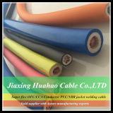 Cable de cobre de la soldadura al arco del color rojo de Condcutor